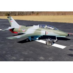 SUPER GALEB G-4 ARF 1751MM CAMO TOP RC MODEL