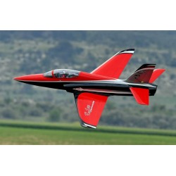 "SPORT JET ODYSSEY ""ROUGE ET NOIR"" 2190MM ARF TOP RC MODEL"