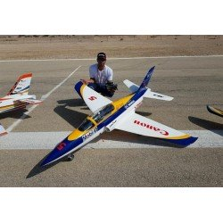 "SPORT JET ODYSSEY ""HONDA"" 2190MM ARF TOP RC MODEL"