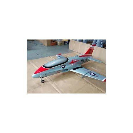 "SPORT JET ASPIRE ""NAVY"" 2000MM ARF TOP RC MODEL"