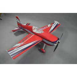 """SKYWING 38"""" LASER 260 ARF 965MM ROUGE"""