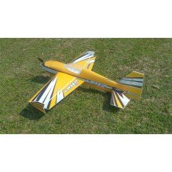 "SKYWING 38"" LASER 260 ARF 965MM JAUNE"