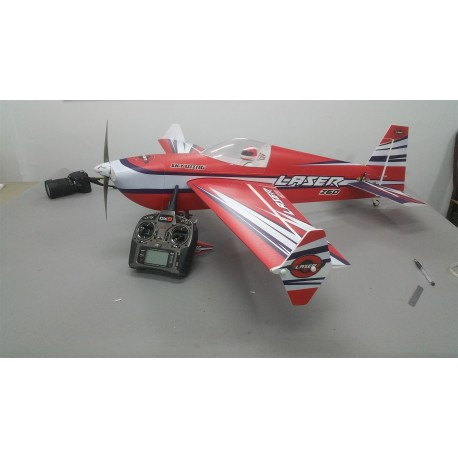 "SKYWING 48"" LASER 260 ARF 1219MM ROUGE"