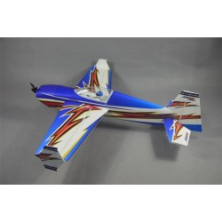 """SKYWING 55"""" SLICK 360 ARF PP 1397MM BLEU"""