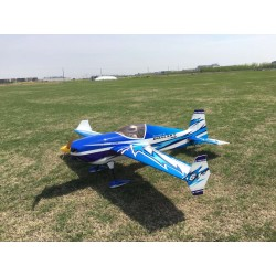 "SKYWING 61"" SLICK 360 ARF 1549MM BLEU PRINTING"