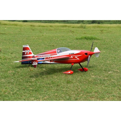 "SKYWING 74"" EDGE 540 ARF 1879MM ROUGE PRINTING"