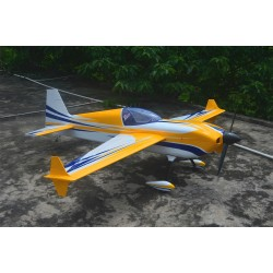"""SKYWING 74"""" EDGE 540 ARF 1879MM JAUNE COVERING"""