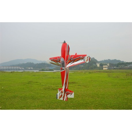 """SKYWING 73"""" EXTRA 300 ARF 1854MM ROUGE PRINTING"""