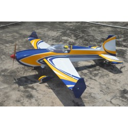 """SKYWING 73"""" EXTRA 300 ARF 1854MM JAUNE COVERING"""