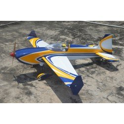 "SKYWING 73"" EXTRA 300 ARF 1854MM JAUNE COVERING"