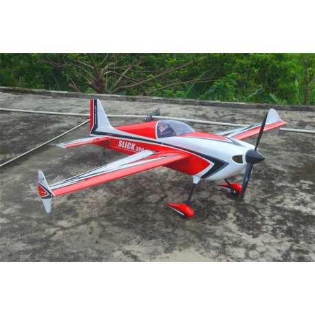 """SKYWING 91""""SLICK 360 ARF 2311MM ROUGE COVERING"""