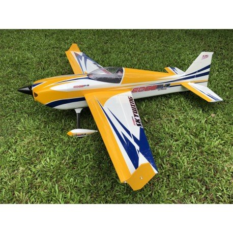 """SKYWING 91"""" EDGE 540 ARF 2311MM JAUNE COVERING"""