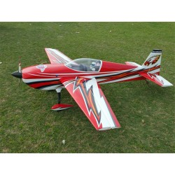 "SKYWING 89""EXTRA 300 ARF 2260MM ROUGE PRINTING"