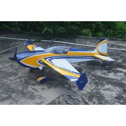 "SKYWING 89""EXTRA 300 ARF 2260MM JAUNE COVERING"