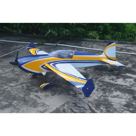 """SKYWING 89""""EXTRA 300 ARF 2260MM JAUNE COVERING"""