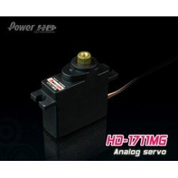 Power HD 1711MG 17.5grs/3.5kgs