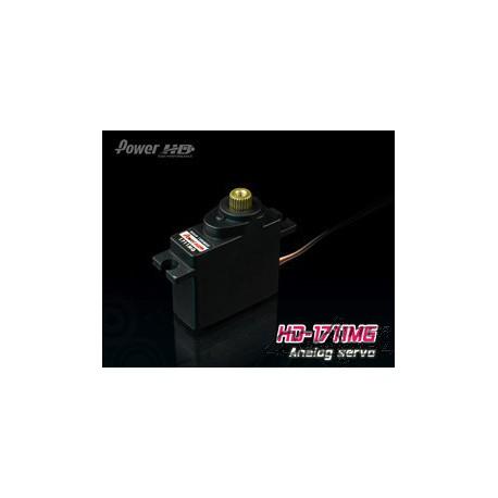 Power HD 1711MG 17.5grs/3.5kgs