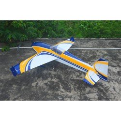 "SKYWING 101"" EXTRA 300 ARF 2565MM JAUNE COVERING"