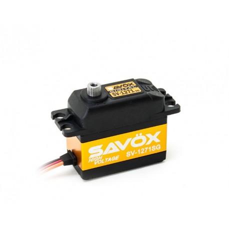 SAVOX SV-1271MG HV 63grs/25kg