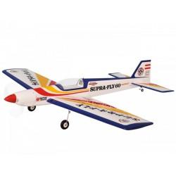 SUPRA FLY 60 ARF 1720MM ROUGE/JAUNE