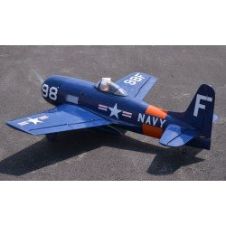 GRUMMAN F8F-2 BEARCAT NAVY 1803MM ARF SEAGULL MODEL