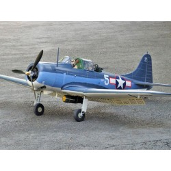 DOUGLAS SBD DAUNTLESS 30CC 2050MM VQ MODEL