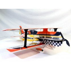 PITTSBULL INDOOR 75cm ARF ROUGE HACKER MODEL