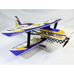 PITTSBULL INDOOR 75cm ARF BLEU HACKER MODEL