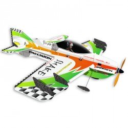 SHAKE INDOOR 84cm ARF GREEN 3 HACKER MODEL
