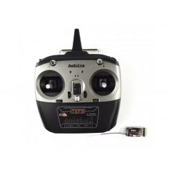 ENSEMBLE RADIO T8FB 8 VOIES MODE1 AVEC RECEPTEUR R8EF RADIOLINK