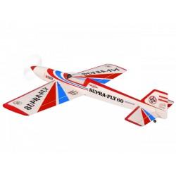 SUPRA FLY 60 ARF 1720MM ROUGE/BLEU HANNO PRETTNER