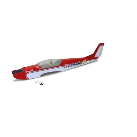 FUSELAGE CALMATO ALPHA 40 SPORTS ROUGE