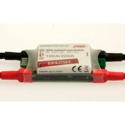 SPS 70V 100/200A coupure de sécurité Emcotec (inter magnétique)