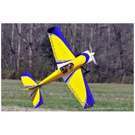 """LASER EXP 48"""" jaune (1.22m) ARF"""