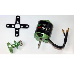 MOTEUR BRUSHLESS DM2220 Kv1100