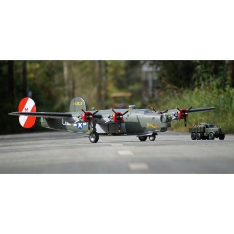 B-24 LIBERATOR 2800MM ARF VQ MODEL