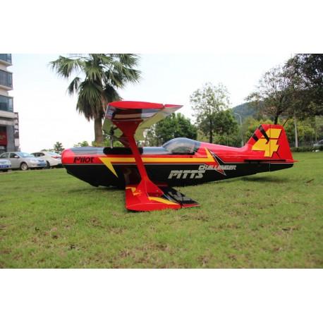 PITTS CHALLENGER- 73″ 1.85m (50-70cc) ARF PILOT RC