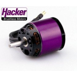 Moteur brushless Hacker A30-12L V4 1000Kv 143grs
