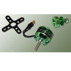 MOTEUR BRUSHLESS DM2610 Kv1200 79g