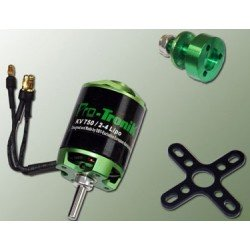 MOTEUR BRUSHLESS DM2630 Kv600