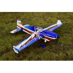 """SKYWING 61"""" SLICK 360 V2 ARF 1549MM BLEU PRINTING"""