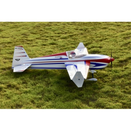 "SKYWING 60"" LASER 260  V2 ARF 1524MM ROUGE PRINTING"