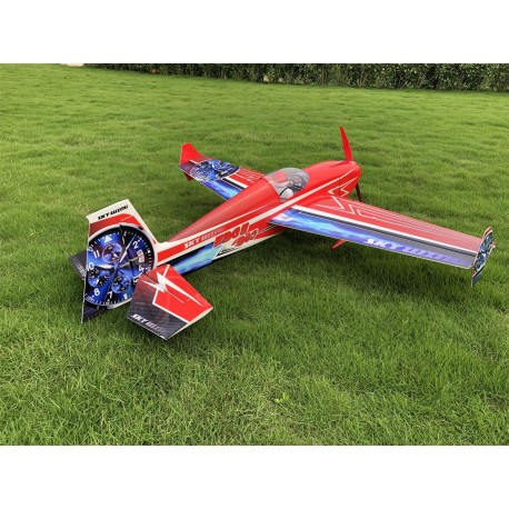 "SKYWING 61"" EDGE 540 ARF 1549MM ROUGE PRINTING"