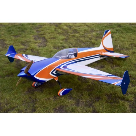 """SKYWING 73"""" EXTRA 300 V2 ARF 1854MM JAUNE COVERING"""
