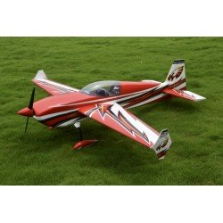 "SKYWING 89""EXTRA 300  V2ARF 2260MM ROUGE PRINTING"