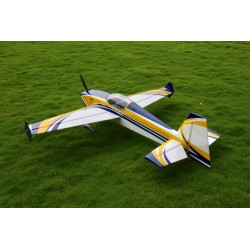 """SKYWING 89""""EXTRA 300  V2 ARF 2260MM JAUNE COVERING"""