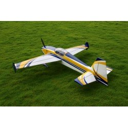 "SKYWING 89""EXTRA 300  V2 ARF 2260MM JAUNE COVERING"