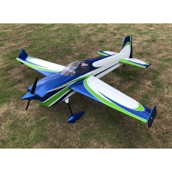 "SKYWING 89"" LASER 260 V2 ARF 2260MM VERT/BLEU COVERING"