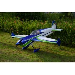 "SKYWING 101"" LASER 260 V2 ARF 2565MM VERT/BLEU COVERING"