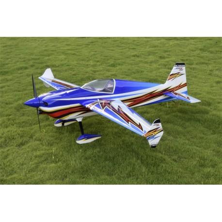"""SKYWING 104"""" SLICK 360 V2 ARF 2641MM BLEU PRINTING"""
